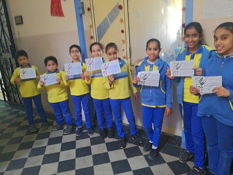 تعليم الأقصر تستكمل مسيرة فحص طلبة المدارس بأرمنت ووسط المدينة (5)