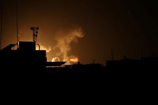 عنف الاحتلال بغزة