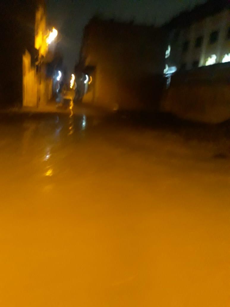 الأمطار الغزيرة تضرب مدينة قليوب وشبين القناطر (5)