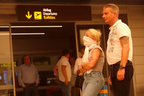إسبانيا تغلق المطارات والمدارس فى جزر الكناري