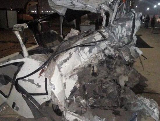 حادث تصادم (5)