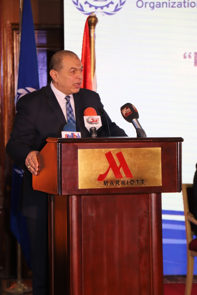فعاليات مشروع وظائف لائقة لشباب مصر  (18)