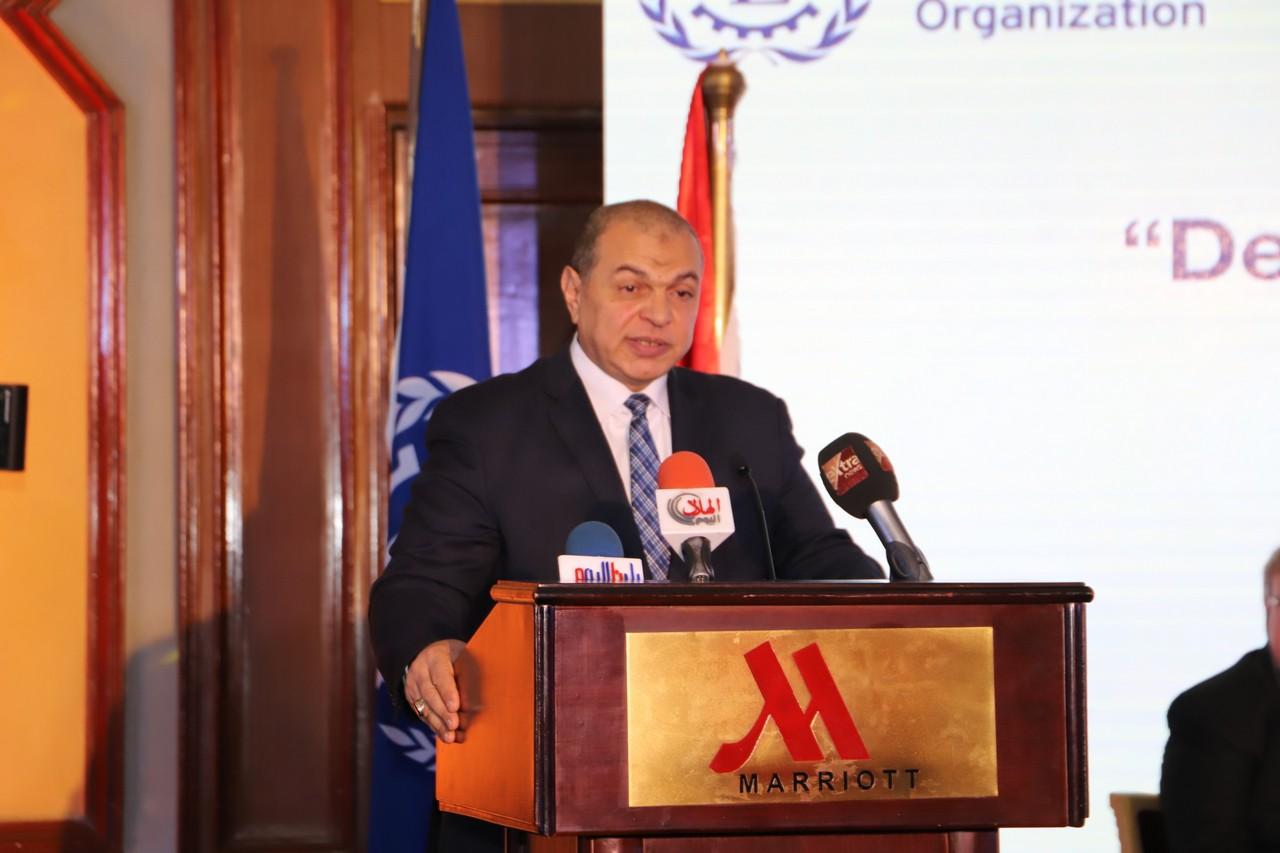 فعاليات مشروع وظائف لائقة لشباب مصر  (14)