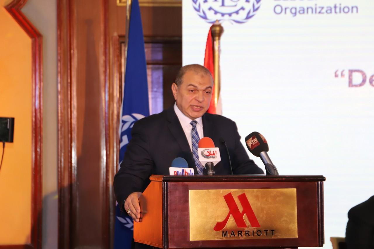 فعاليات مشروع وظائف لائقة لشباب مصر  (15)
