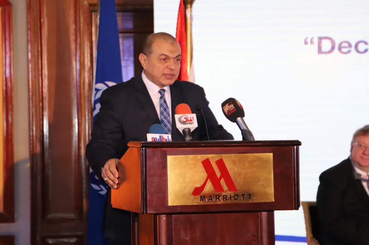 فعاليات مشروع وظائف لائقة لشباب مصر  (13)