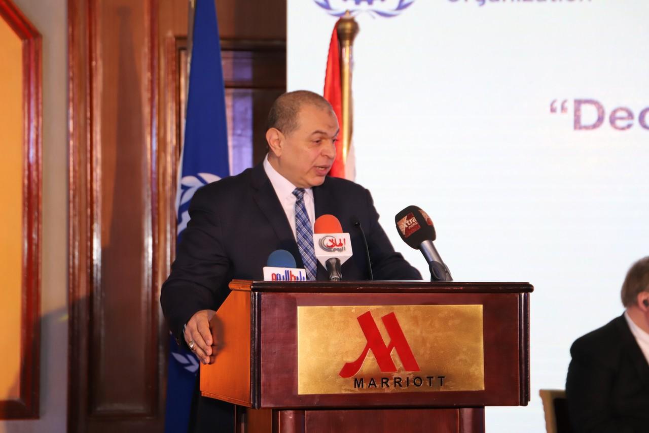 فعاليات مشروع وظائف لائقة لشباب مصر  (16)