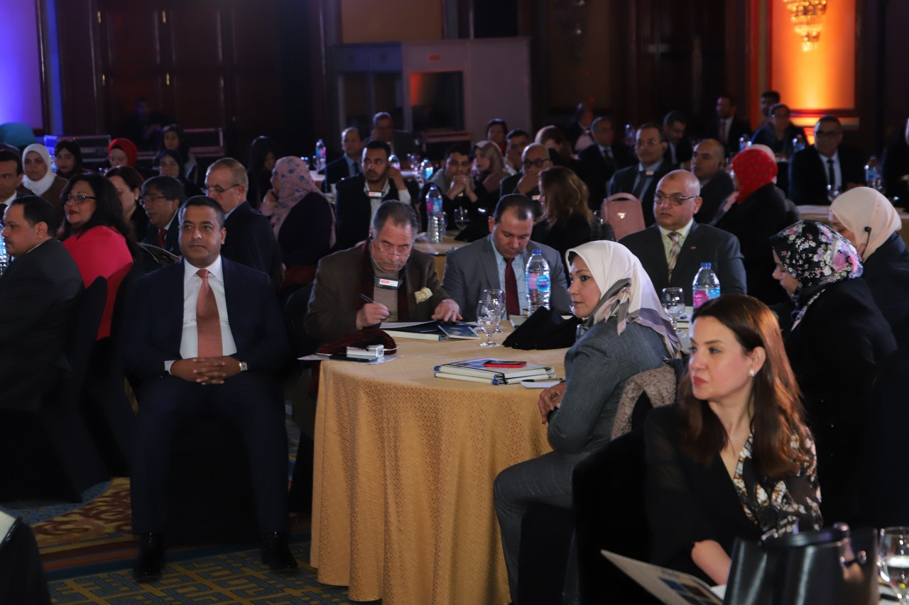 فعاليات مشروع وظائف لائقة لشباب مصر  (8)