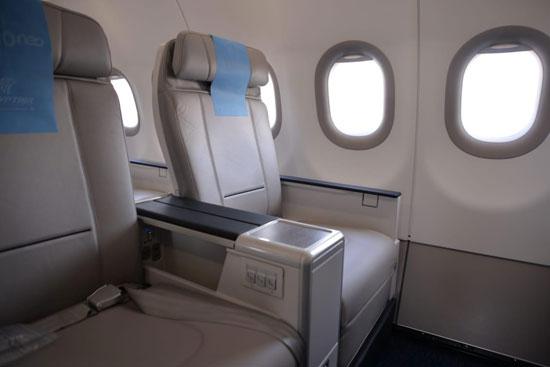 تعرف على طرازات الطائرات الجديدة ومميزاتها لشركة إيرباص  (5)
