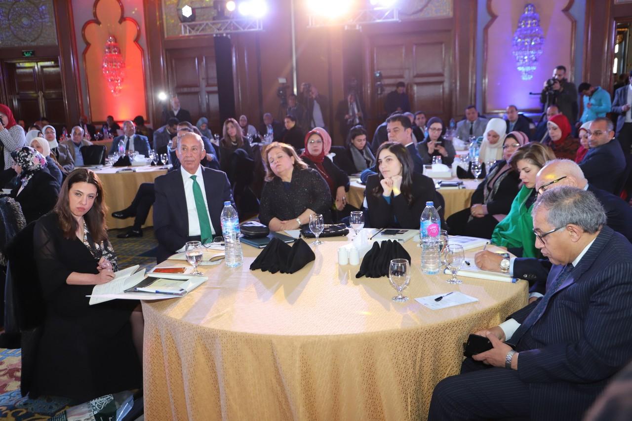 فعاليات مشروع وظائف لائقة لشباب مصر  (10)