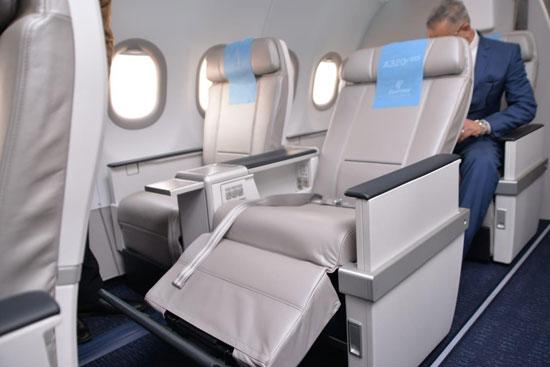 تعرف على طرازات الطائرات الجديدة ومميزاتها لشركة إيرباص  (4)