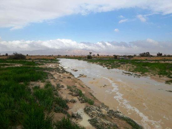مخرات-السيول-فى-شمال-سيناء