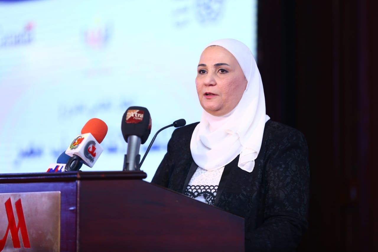 احتفال منظمة العمل الدولية بانتهاء مشروع وظائف لائقة للشباب في مصر (4)