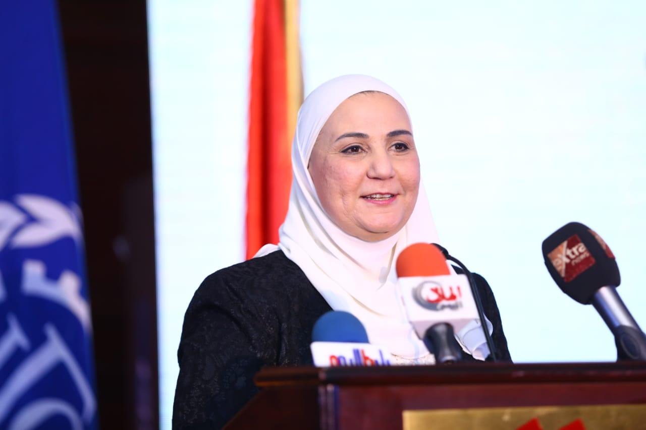 احتفال منظمة العمل الدولية بانتهاء مشروع وظائف لائقة للشباب في مصر (3)