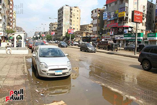 اثار مياه الأمطار فى الشوارع (5)