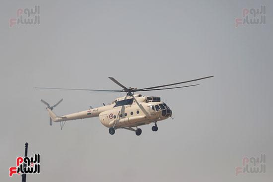 طائرة تنقل جثمان مبارك