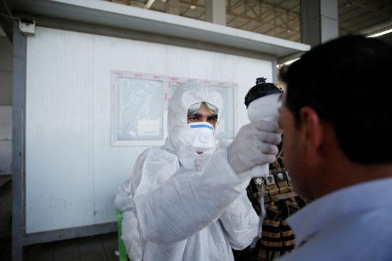 توقيع الكشف الطبى فى العراق