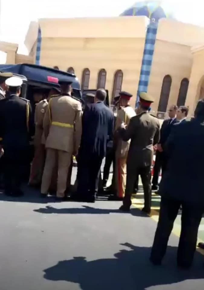 جنازه حسنى مبارك (1)