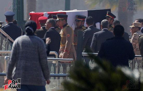 جثمان مبارك