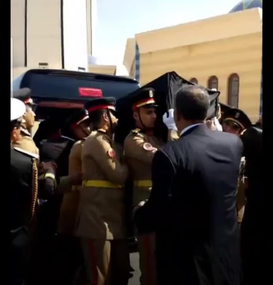 جنازه حسنى مبارك (3)