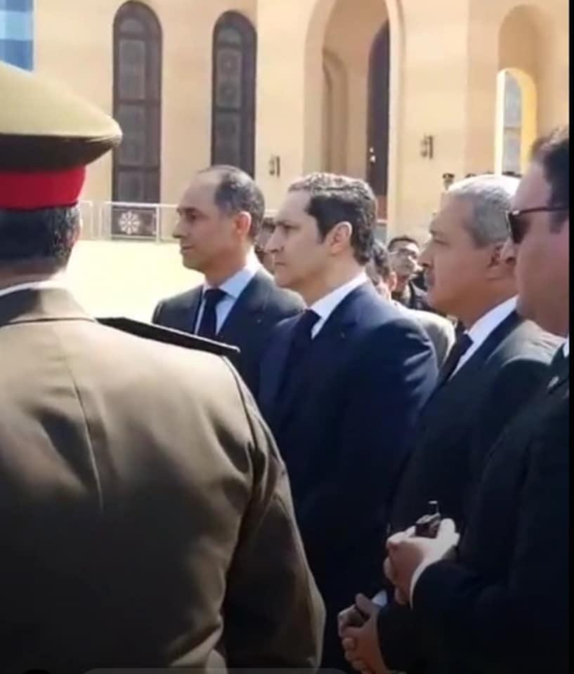 جنازه حسنى مبارك (2)