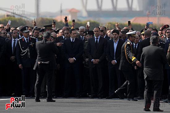 جنازة الرئيس الراحل
