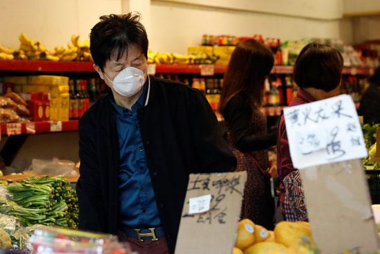 سوق فى الحى الصينى بسان فرانسيسكو