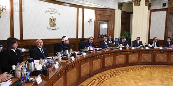 اجتماع مجلس الوزراء  (19)
