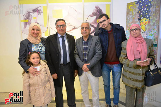 افتتاح المعرض العام  (2)