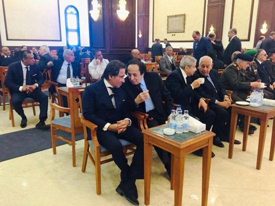 جنازة محمد حسنى مبارك (9)