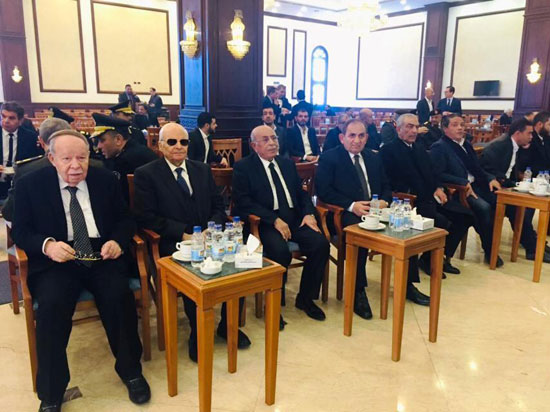 جنازة محمد حسنى مبارك (6)