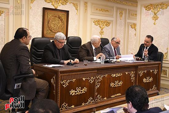 لجنة الاقتراحات والشكاوي بمجلس النواب (5)