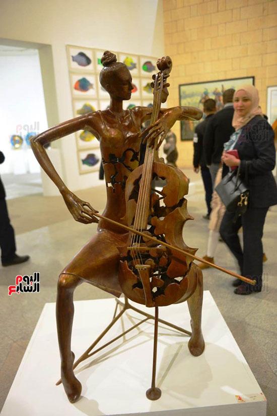 افتتاح المعرض العام  (35)
