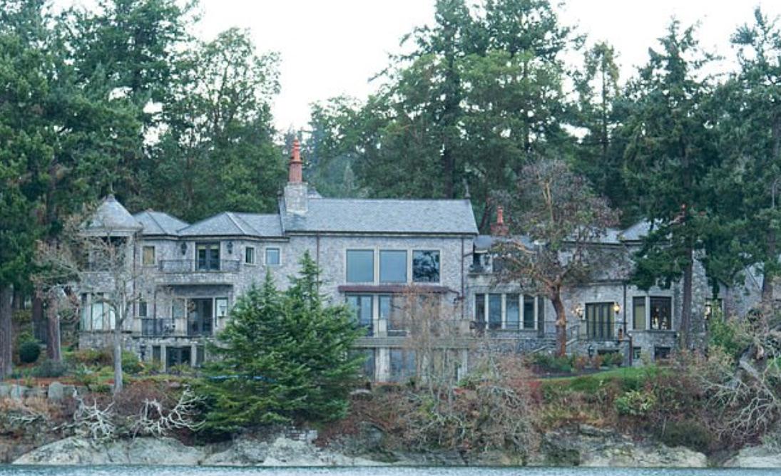 منزل هارى وميجان