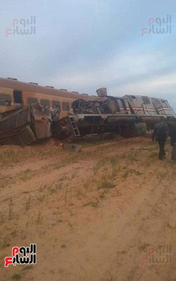 حادث قطار (2)