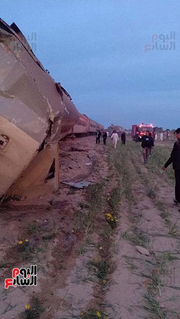 حادث قطار (3)