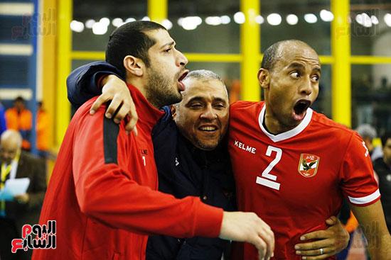 البطولة العربية للطائرة  (26)