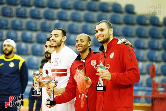 البطولة العربية للطائرة  (17)
