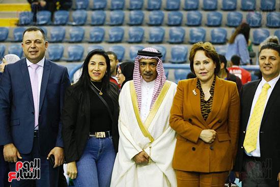 البطولة العربية للطائرة  (3)
