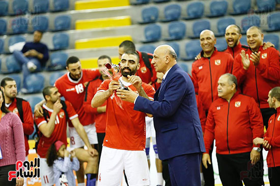 البطولة العربية للطائرة  (16)