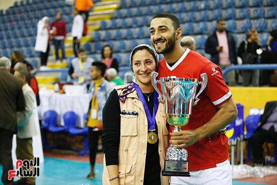 البطولة العربية للطائرة  (4)