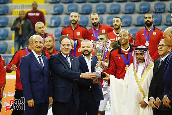 البطولة العربية للطائرة  (9)