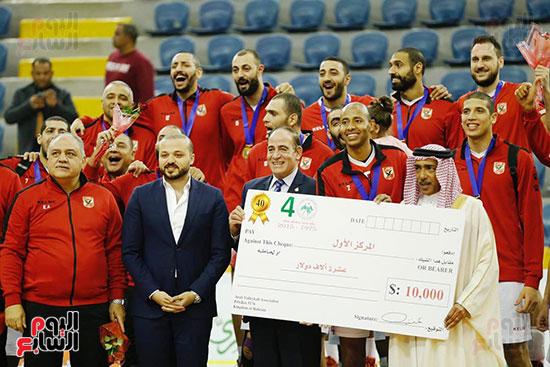 البطولة العربية للطائرة  (11)