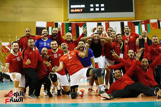 البطولة العربية للطائرة  (27)