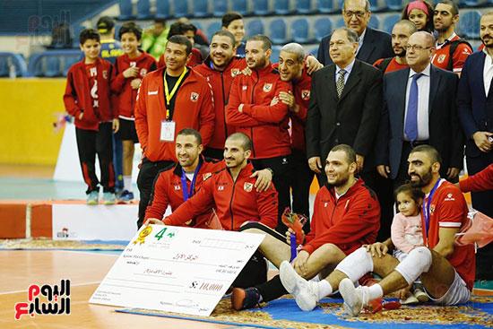 البطولة العربية للطائرة  (6)