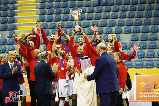 البطولة العربية للطائرة  (8)