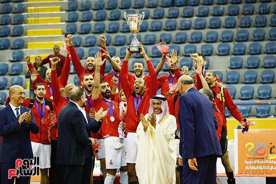 البطولة العربية للطائرة  (10)