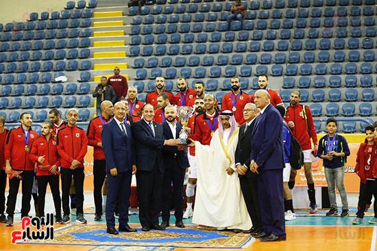 البطولة العربية للطائرة  (13)