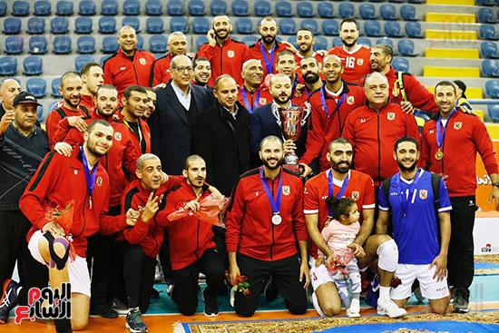 البطولة العربية للطائرة  (5)