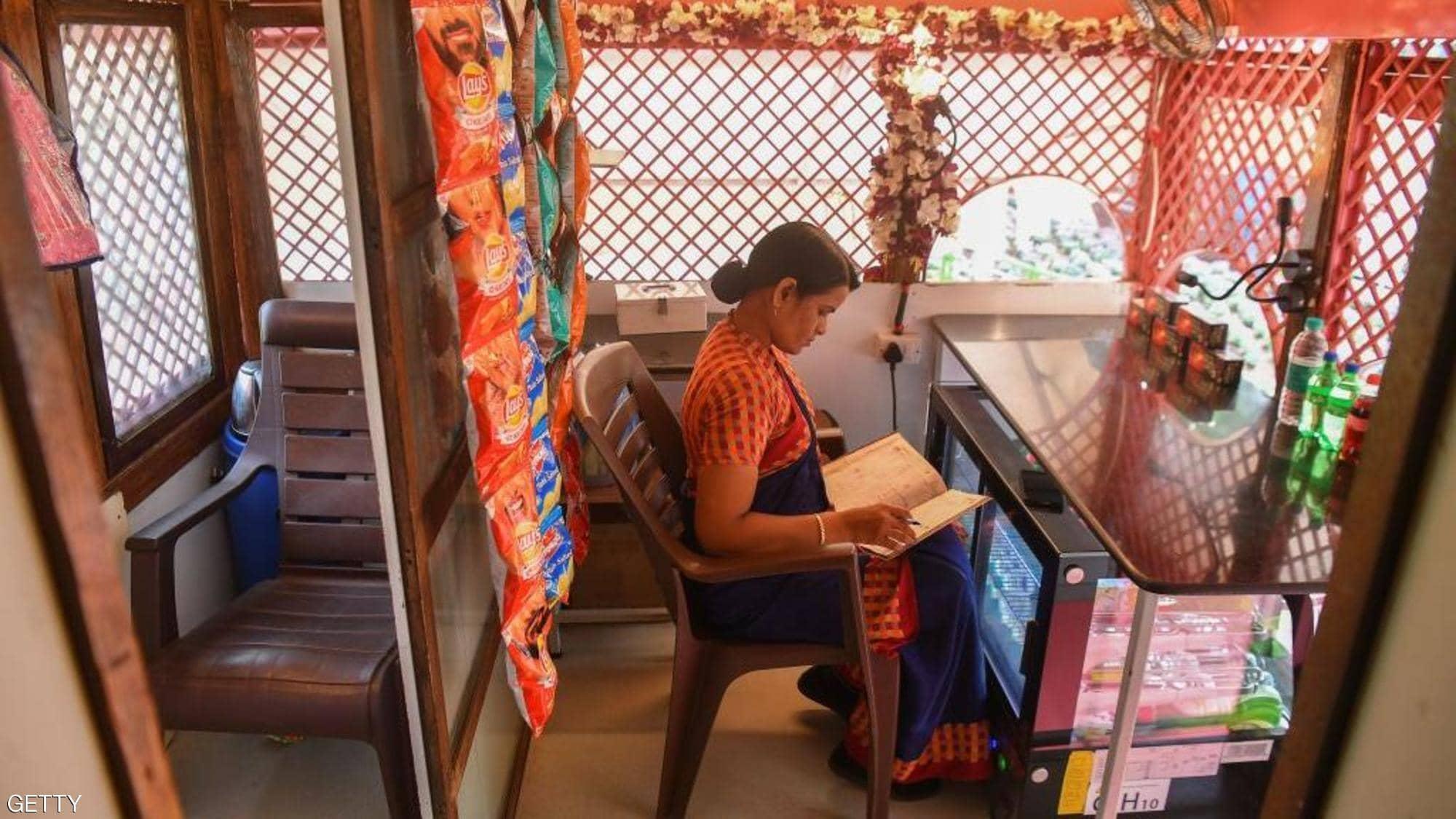 مراحيض عامة للنساء فى الهند
