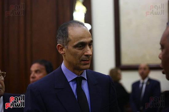 عزاء محمد حسنى مبارك (13)
